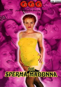 The Sperm Madonna Front Cover