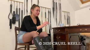 **FREE** CRUEL REELL - CASTING FOR STUDENTS OF REELL - SPITTING