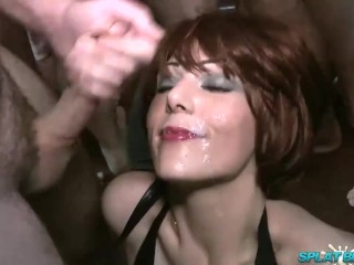 Porscher Wells takes facials with Pixiee Little