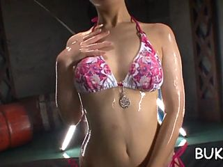 premium bukkake with a hot doll video feature 1