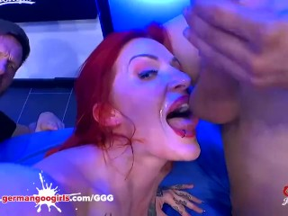 Alexxa Vice All spunk and Anal - German Goo hoes