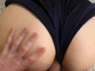 plowed friend's sister in tight vagina she moans like a chick