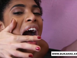 Cumpilation Luna Interview and spunk Gangbang - Bukakkexxx.