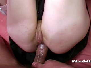 cougar dude use a small young snatch and mouth for pleasure