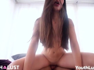 ravishing Mexican First GangBang YouthLust Zoey